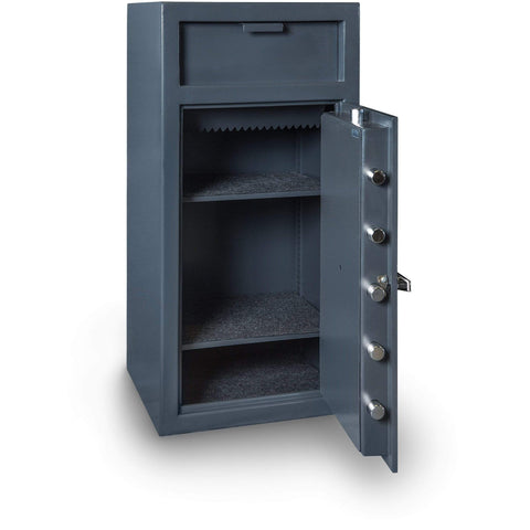 Hollon B-Rated with Inner Locking Compartment Drawer Depository Business Safe FD-4020CILK