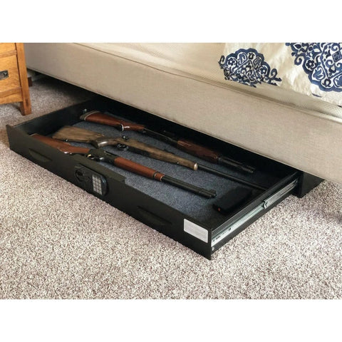 Monstervault Low Profile Under Bed Gun Safe 4824