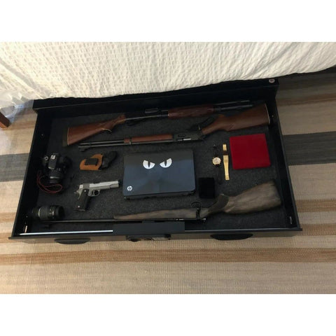 Monstervault The Original Under Bed Gun Safe 4828