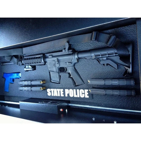 Monstervault Tactical Vehicle Kit Gun Safe 4116