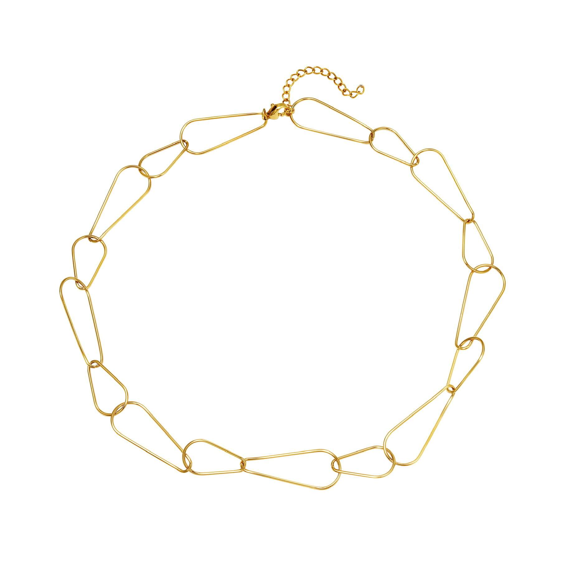 Kette JOURNEY in Gold