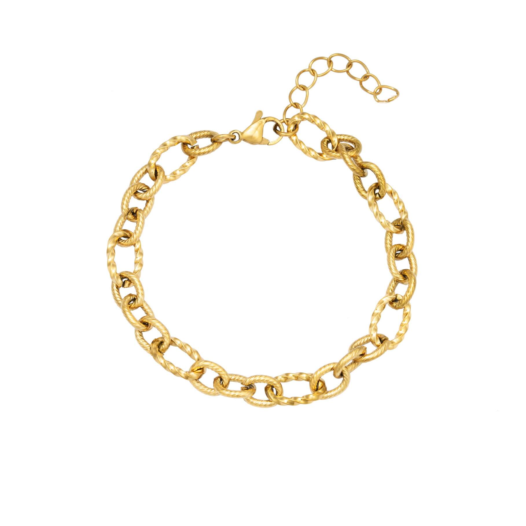 Armband JAZZ in Gold