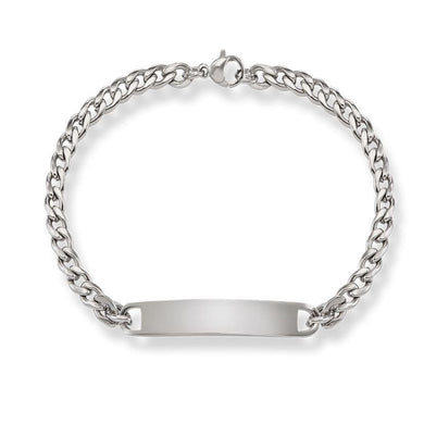 Armband Obliger in Silber