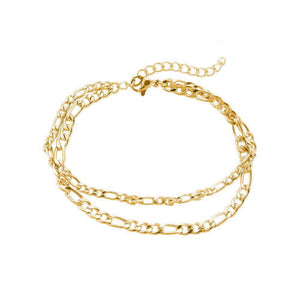 Armband DOUBLE in Gold