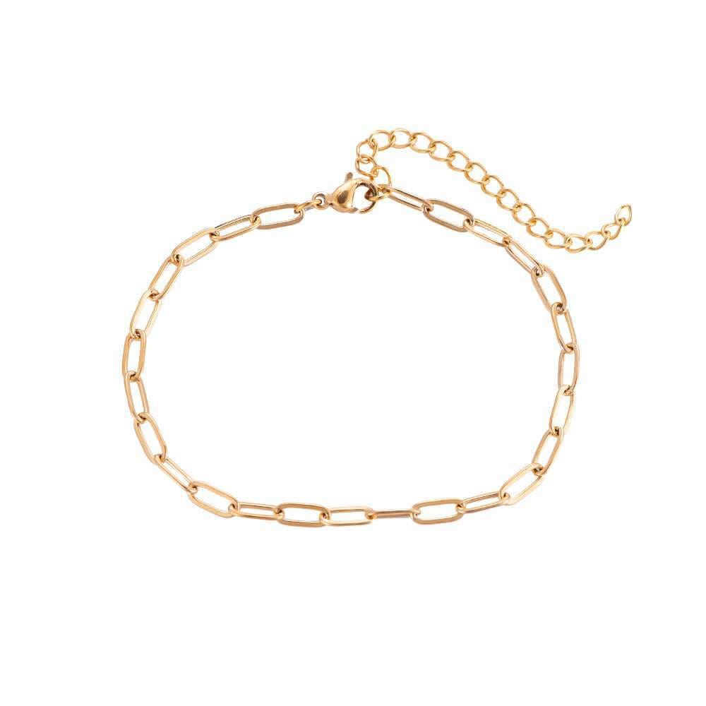 Armband CHAIN Light in Gold