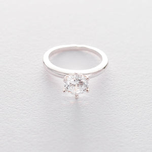 Ring CRYSTAL Zirkonia princess