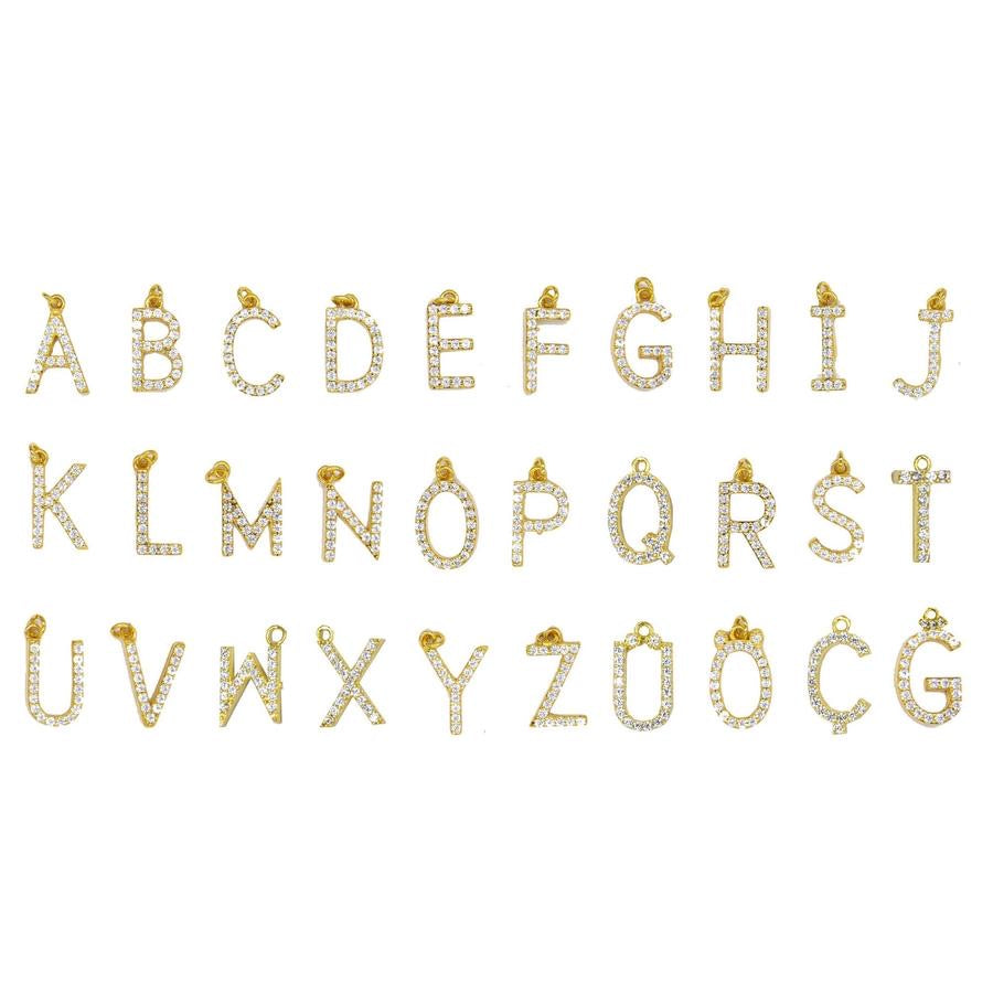 Buchstabe LETTERs extra
