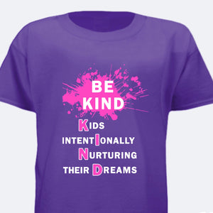 BE KIND - ADULT SIZES