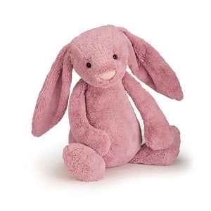 Lapin Bashful Rose tulipe Huge Jellycat
