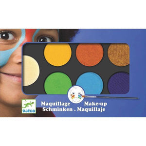 "Palette maquillage ""nature"" Djeco"