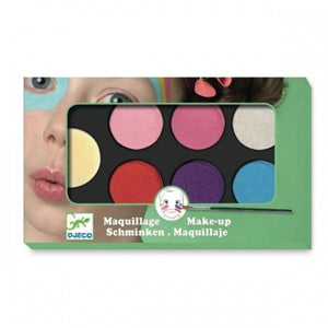 "Palette maquillage ""sweet"" Djeco"