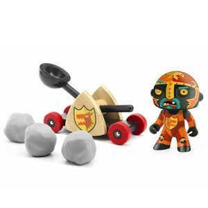 ARTY TOYS Chevaliers Baldy & Big Paf Djeco