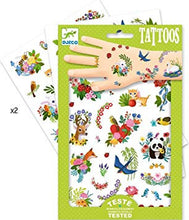 Charger l'image dans la galerie, Tatoos Djeco Happy Spring
