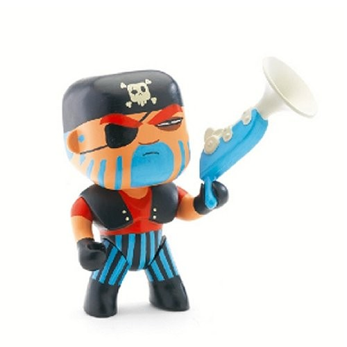 ARTY TOYS Pirate Jack Skull