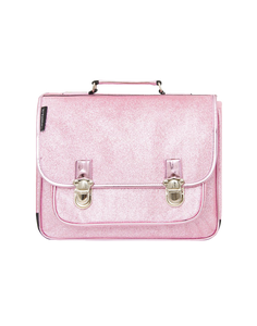 Cartable Rose Paillettes medium