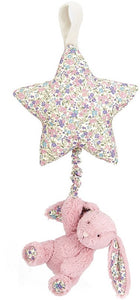 Etoile musicale Lapin Liberty Rose Jellycat