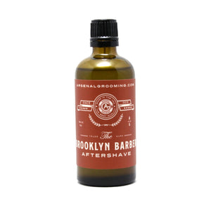 Brooklyn Barber - Traditional Luxury Aftershave - 100ml