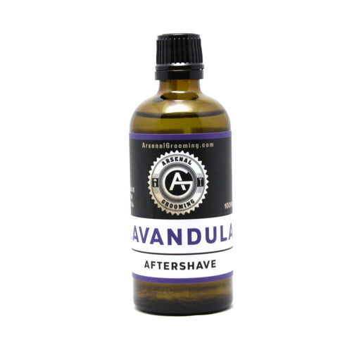 Lavandula - Traditional Luxury Aftershave - 100ml