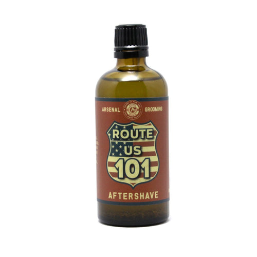 Route 101 - Traditional Luxury Aftershave - 100ml
