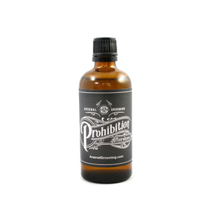 Prohibition - Traditional Luxury Aftershave - 100ml