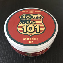 Load image into Gallery viewer, Arsenal Grooming Route 101- Traditional Luxury Shaving Soap - 4oz