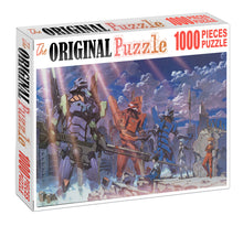 Mobile Suit Gundum is Wooden 1000 Piece Jigsaw Puzzle Toy For Adults and Kids
