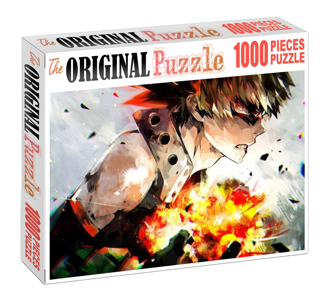 Deku Wooden 1000 Piece Jigsaw Puzzle Toy For Adults and Kids