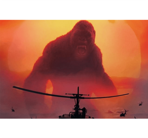King Kong of the World Wooden 1000 Piece Jigsaw Puzzle Toy For Adults and Kids