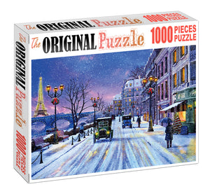 England Business Center is Wooden 1000 Piece Jigsaw Puzzle Toy For Adults and Kids
