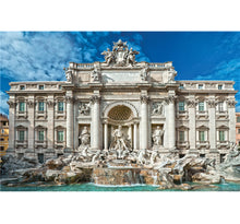 Rome Palace of Justice is Wooden 1000 Piece Jigsaw Puzzle Toy For Adults and Kids
