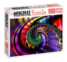Spiral Art is Wooden 1000 Piece Jigsaw Puzzle Toy For Adults and Kids