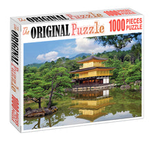 Queen Palace China is Wooden 1000 Piece Jigsaw Puzzle Toy For Adults and Kids