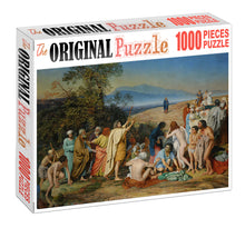 Miracle of Apostle is Wooden 1000 Piece Jigsaw Puzzle Toy For Adults and Kids