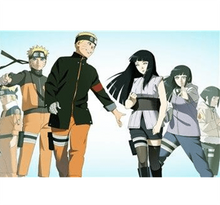 Naruto and Sakura Wooden 1000 Piece Jigsaw Puzzle Toy For Adults and Kids