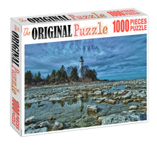 Light House Wooden 1000 Piece Jigsaw Puzzle Toy For Adults and Kids