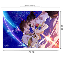 Your Name Together Wooden 1000 Piece Jigsaw Puzzle Toy For Adults and Kids