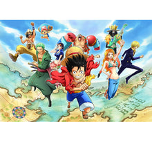 Luffy to New World Wooden 1000 Piece Jigsaw Puzzle Toy For Adults and Kids