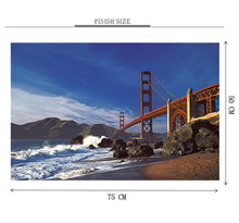 Sea Pass is Wooden 1000 Piece Jigsaw Puzzle Toy For Adults and Kids