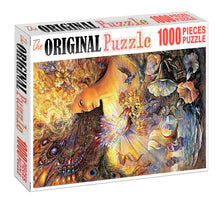 Golden Spirit Wooden 1000 Piece Jigsaw Puzzle Toy For Adults and Kids
