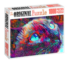 Cat of Fate Wooden 1000 Piece Jigsaw Puzzle Toy For Adults and Kids