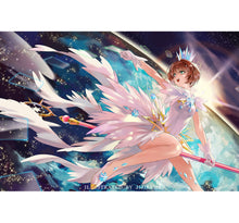 Fairy of White Magic Wooden 1000 Piece Jigsaw Puzzle Toy For Adults and Kids