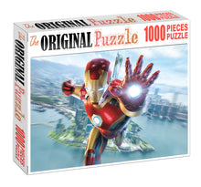 Iron-Man 2 Wooden 1000 Piece Jigsaw Puzzle Toy For Adults and Kids
