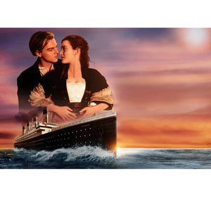 Titanic Wooden 1000 Piece Jigsaw Puzzle Toy For Adults and Kids
