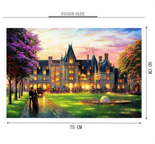 Invitation to Palace Wooden 1000 Piece Jigsaw Puzzle Toy For Adults and Kids