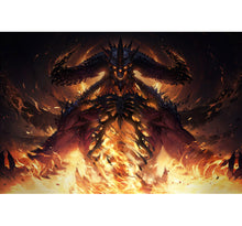 Diablo Monster Wooden 1000 Piece Jigsaw Puzzle Toy For Adults and Kids