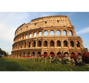 Rome Colosseumis Wooden 1000 Piece Jigsaw Puzzle Toy For Adults and Kids