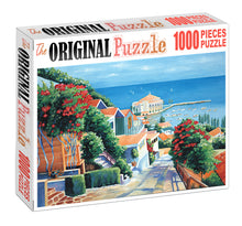 Cavren City is Wooden 1000 Piece Jigsaw Puzzle Toy For Adults and Kids