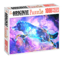 Demon Aura Wooden 1000 Piece Jigsaw Puzzle Toy For Adults and Kids