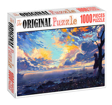 Waiting of Love Wooden 1000 Piece Jigsaw Puzzle Toy For Adults and Kids