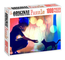 Calling for Shelter is Wooden 1000 Piece Jigsaw Puzzle Toy For Adults and Kids